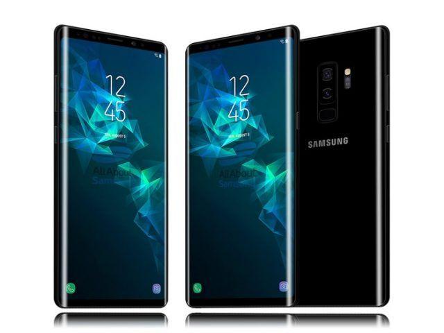 Samsung Galaxy Note 9 появился в бенчмарке Geekbench – фото 1
