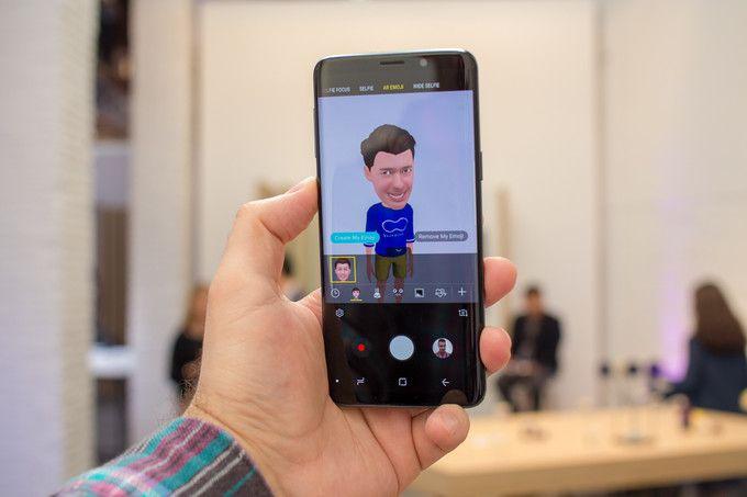 Анонс Samsung Galaxy S9 и Galaxy S9+: мощные и с продвинутой камерой – фото 7