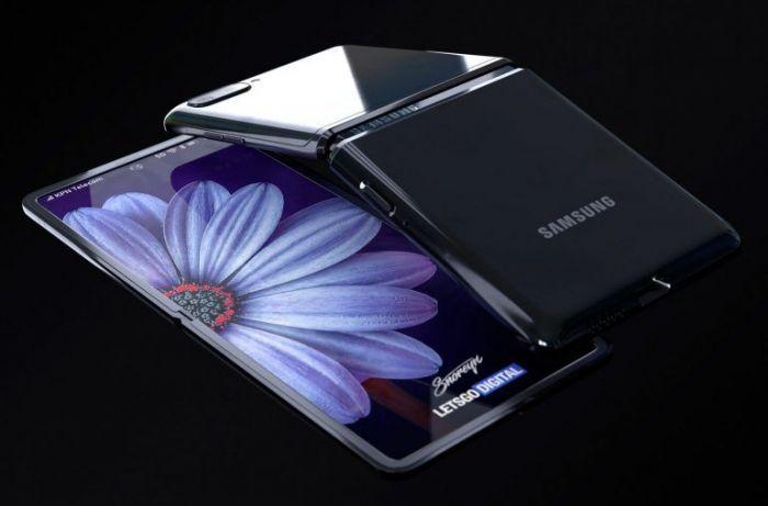 Качественные изображения Samsung Galaxy Z Flip