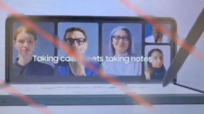 В сеть утекли промо-изображения Samsung Galaxy Z Fold 3 и Galaxy Z Flip 3 – фото 1
