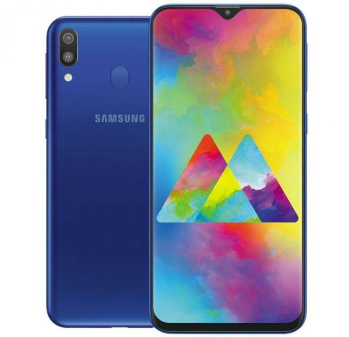 Анонс Samsung Galaxy M10 и Galaxy M20: чипы Exynos, Infinity-V дисплеи и ставка на автономность – фото 1