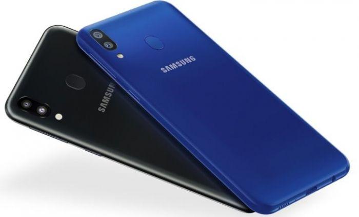 Анонс Samsung Galaxy M10 и Galaxy M20: чипы Exynos, Infinity-V дисплеи и ставка на автономность – фото 3