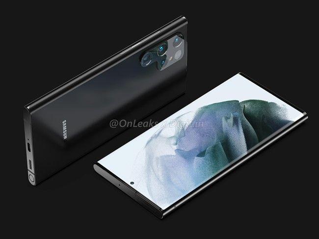 Первые рендеры Samsung Galaxy S22 Ultra подтверждают наличие S Pen – фото 2