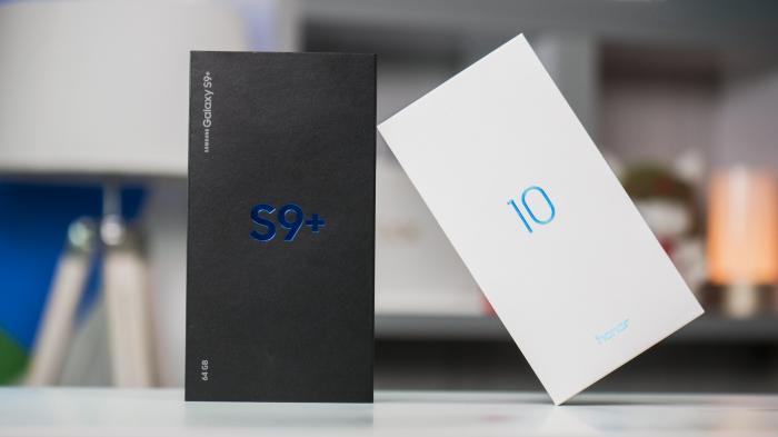 Розыгрыш сразу двух флагманов: Samsung Galaxy S9+ и Honor 10 – фото 2