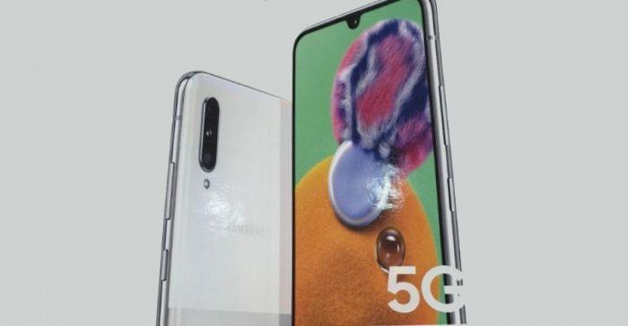Готовится к дебюту Samsung Galaxy A90s