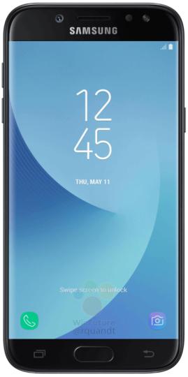 Samsung Galaxy J5 (2017) и J7 (2017) получат 13 МП фронтальную и основную камеру, а также сканер отпечатков пальцев – фото 2