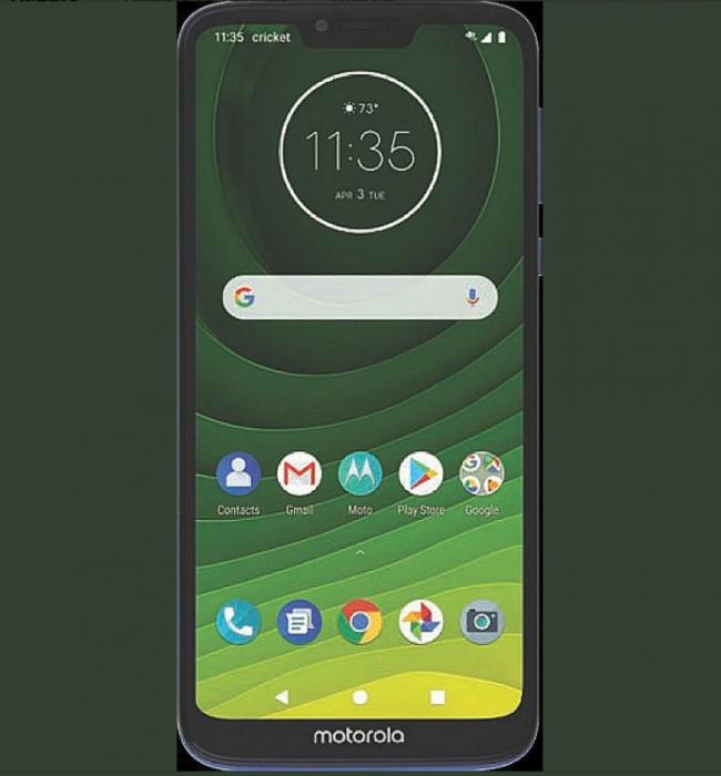 Изображение Moto G7 Supra появилось в сети – фото 1
