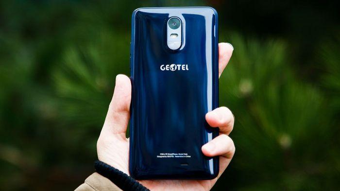 Geotel Note: обзор дешевого LTE-смартфона с хорошим дисплеем – фото 1