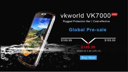 Защищенный Vkworld VK7000 с поддержкой беспроводной зарядки доступен для предзаказа – фото 1