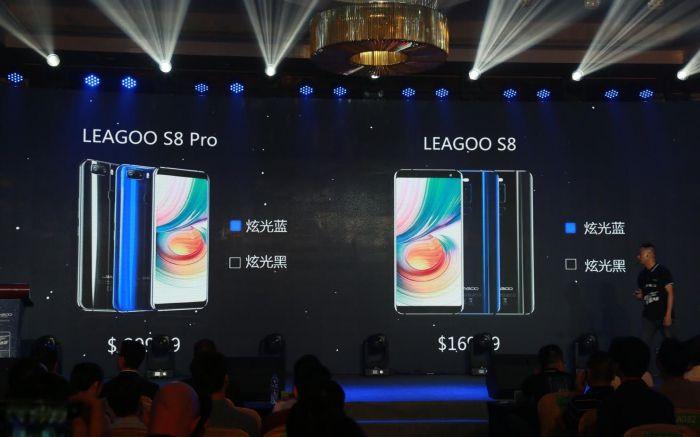 Leagoo S8 и S8 Pro официально представлены – фото 3