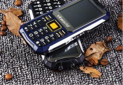 VKworld Stone V3S - защищенный кнопочный телефон всего за $20 – фото 2