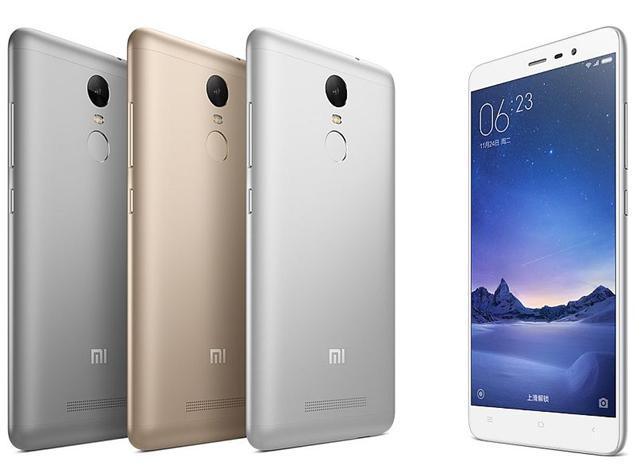 Сравнение Meizu M3 Note против Xiaomi Redmi Note 3 – фото 2