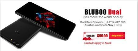 Bluboo проводит новогоднюю акцию и снижает цены на свои смартфоны до 50% – фото 3