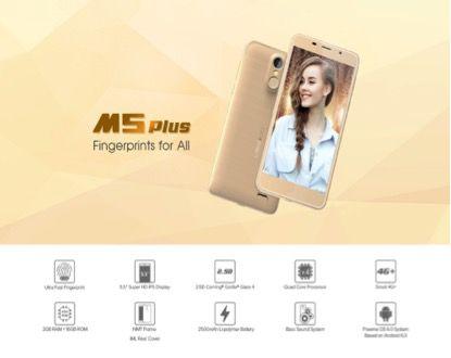 Смартфоны Leagoo M5, M5 Plus и M8 в распродаже в честь Рождества – фото 3