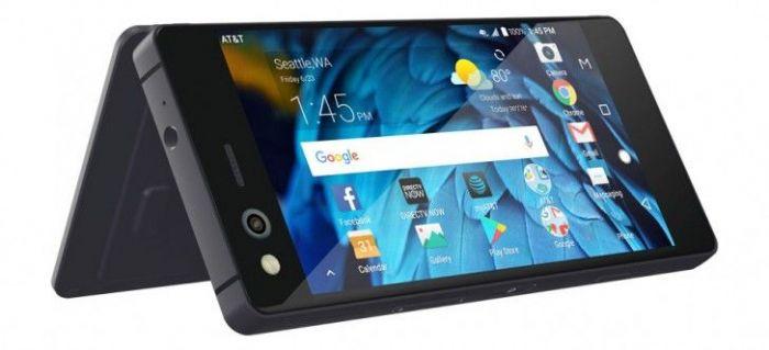 LG привезет на MWC 2019 складной смартфон-трансформер – фото 2