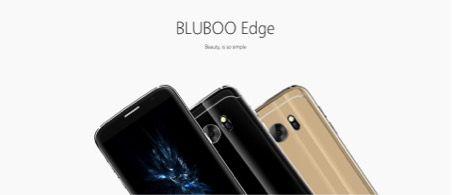 Bluboo Edge открывает линейку смартфонов производителя с изогнутым дисплеем – фото 1