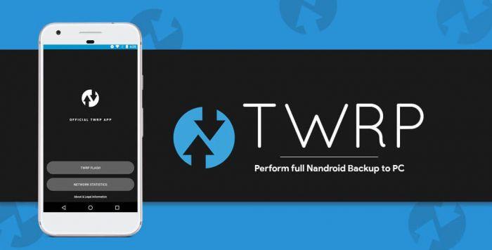 TWRP теперь доступен для Sony Xperia XA2, Xiaomi Redmi Note 5 Pro и Xiaomi Mi Note 2 – фото 1