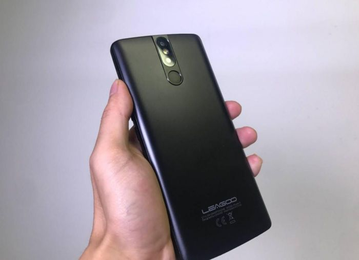 Leagoo Power 5 получил дисплей 18:9, аккумулятор на 7000 мАч и ценник $229,99 – фото 2