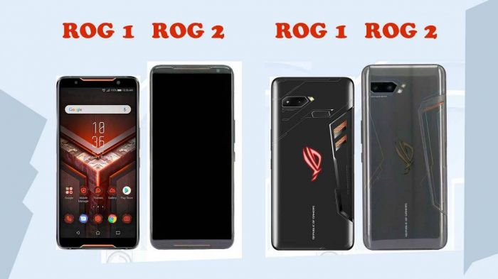TENAA рассекретил характеристики ASUS ROG Phone 2
