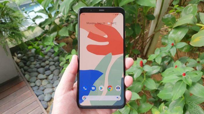 Дисплей Google Pixel 4 XL признан лучшим на рынке