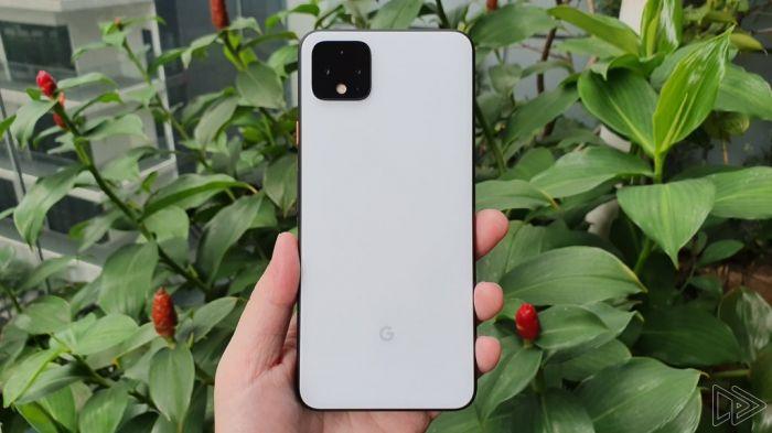задняя панель Google Pixel 4 XL признан лучшим на рынке