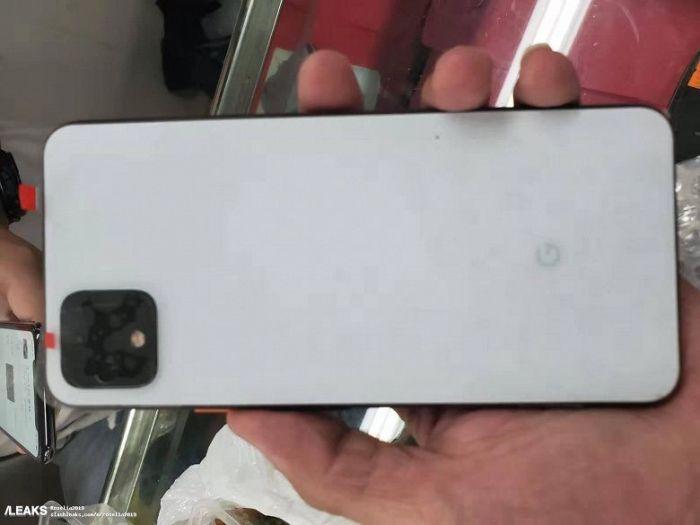 Google Pixel 4 XL показался на фото и видео – фото 3