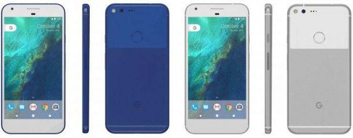 HTC выпустит 1 миллион смартфонов Google Pixel и Pixel XL – фото 1
