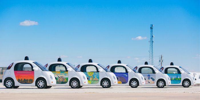Состоялся официальный запуск сервиса Google Waymo – фото 2