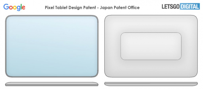 Концепт футуристичного планшета Google Pixel – фото 2