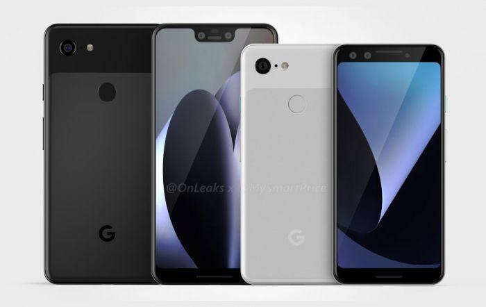 Google Pixel 3 названа дата релиза