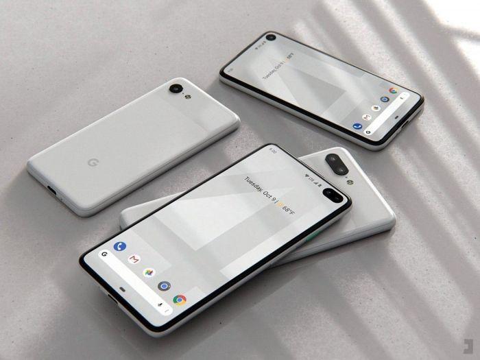 Как могут выглядеть Google Pixel 4 и Google Pixel 4 XL – фото 1