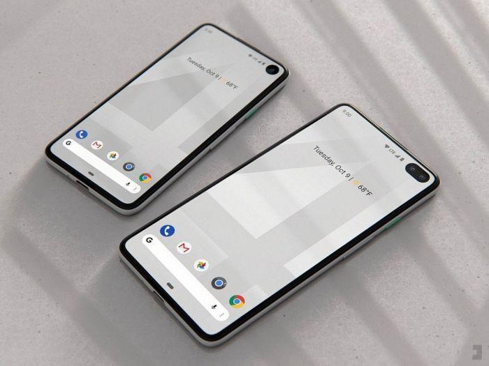 Как могут выглядеть Google Pixel 4 и Google Pixel 4 XL – фото 3