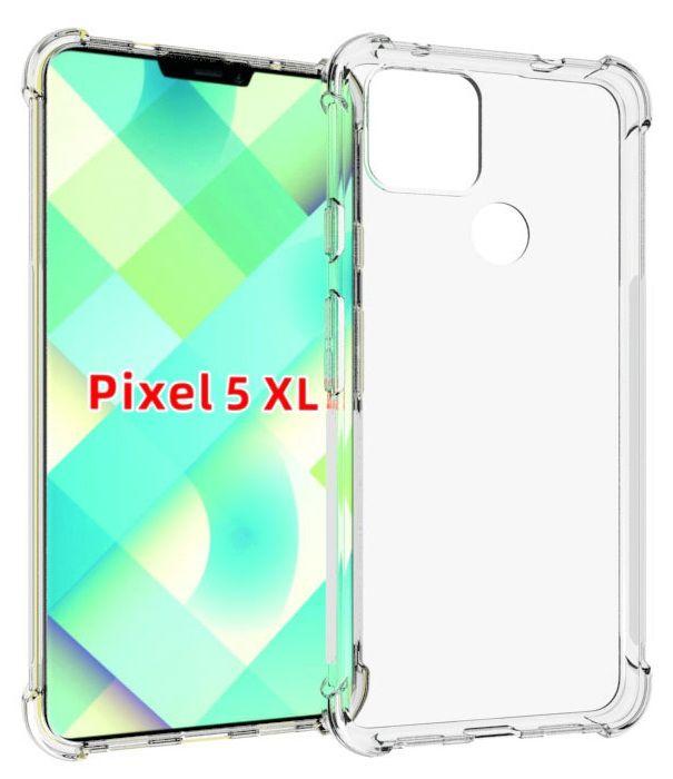У Google Pixel 5 XL может быть проблема с дизайном – фото 1