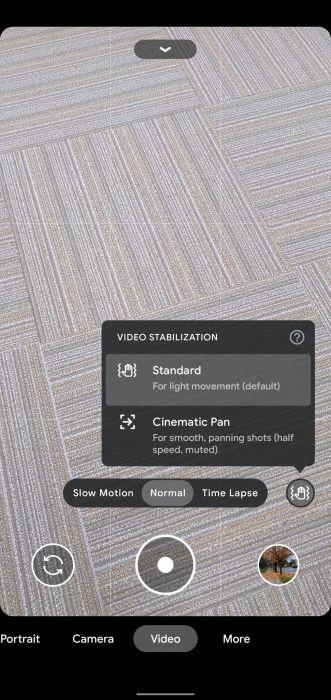 Новая Google Camera