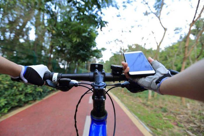 Google Карты велосипед