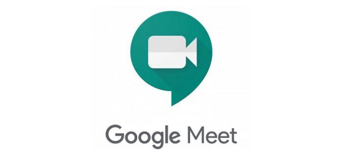 Google Meet логотип