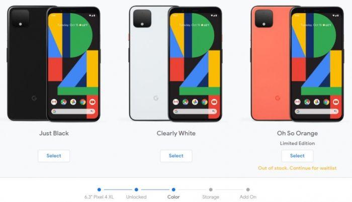 Google решил полностью отменить продажи Pixel 4 и Pixel 4 XL меньше, чем через год после их выхода – фото 1
