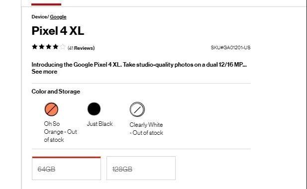 Google решил полностью отменить продажи Pixel 4 и Pixel 4 XL меньше, чем через год после их выхода – фото 3
