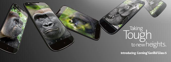 Gorilla Glass 5 могут установить в Samsung Galaxy Note 7 и iPhone 7 – фото 1