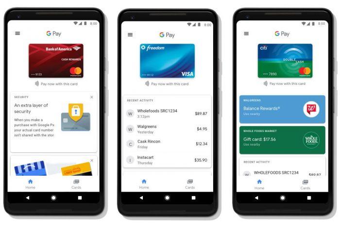 Прощай, Android Pay. Поприветствуем Google Pay! – фото 2