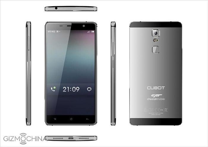 CheetahPhone среднего класса смартфон с МТ6753, 3 Гб ОЗУ и Android 6.0 – фото 4
