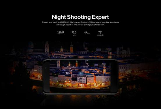 Leagoo M5 Edge: недорогой и с хорошей камерой, как для смартфона начального уровня – фото 2