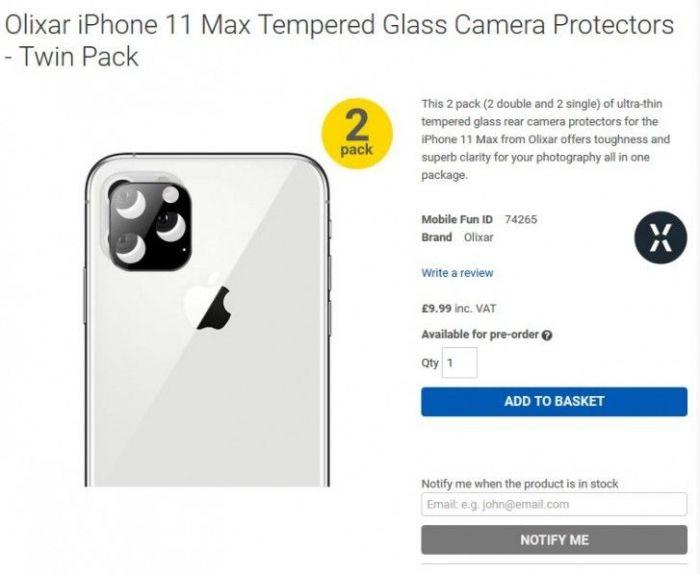 Какие камеры получит новый iPhone XI – фото 3