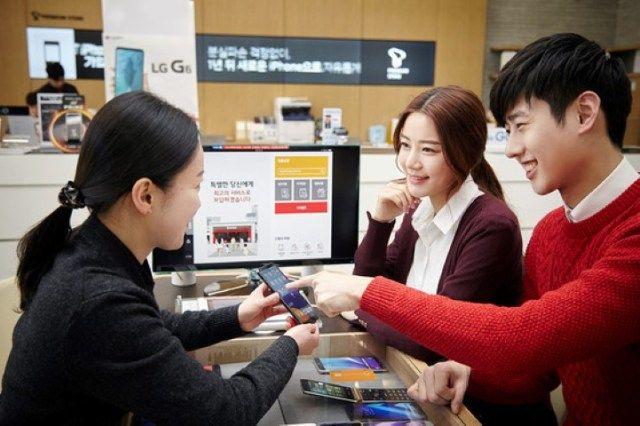 20 тысяч смартфонов LG G6 продано в первый день продаж в Южной Корее – фото 1