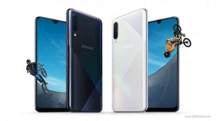 Samsung Galaxy A30s, Samsung Galaxy A50s, Samsung