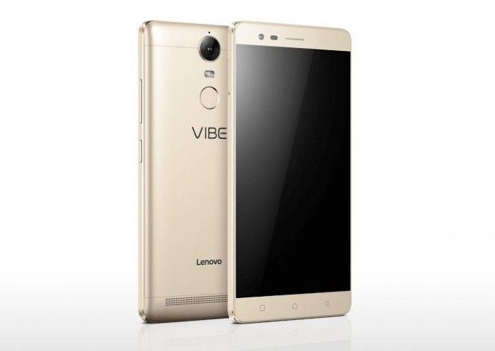 Lenovo Vibe K5 Note  пришел на рынок Индии – фото 1