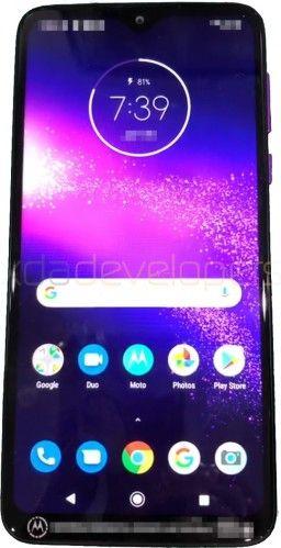 Подробности о характеристиках и фото Motorola One Macro