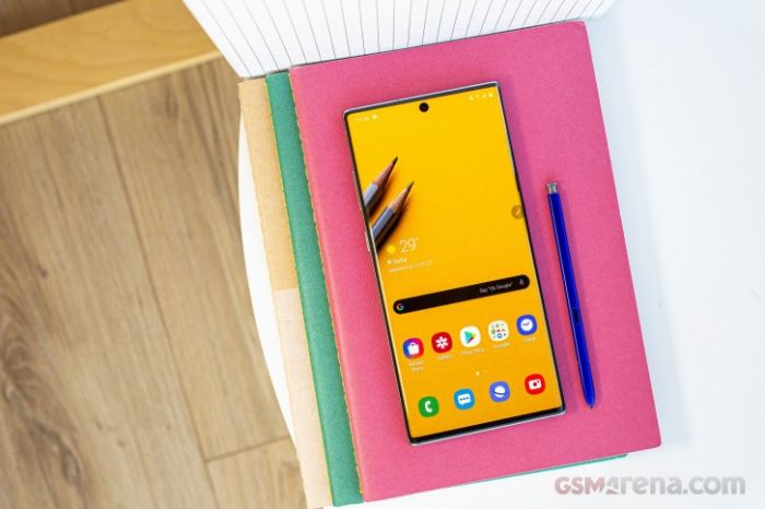 Samsung Galaxy Note 20+: прирост миллиампер и мегапикселей – фото 1