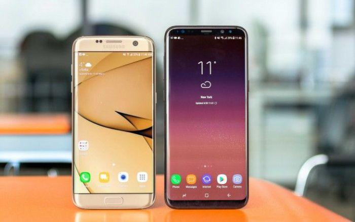 Во сколько обойдется замена дисплея Samsung Galaxy S8/S8+? – фото 2