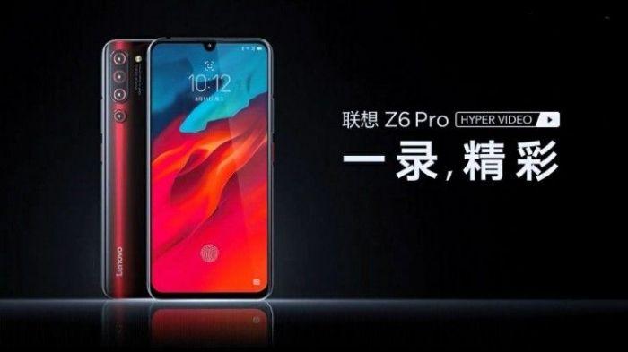 Подробности о характеристиках Lenovo Z6 Pro – фото 1